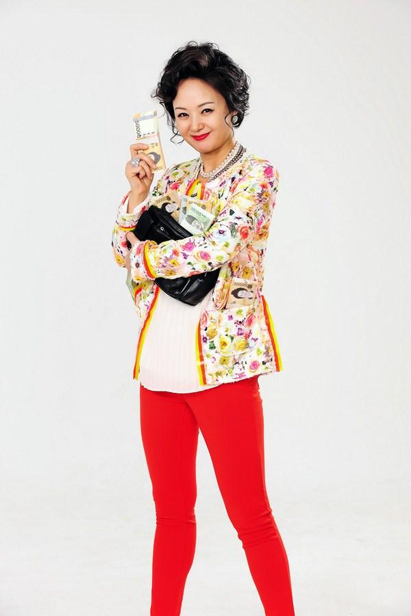 """Jung Yoo Mi làm """"Tiểu thư kênh kiệu"""" trong """"Mẹ ơi, cố lên!"""" 5"""