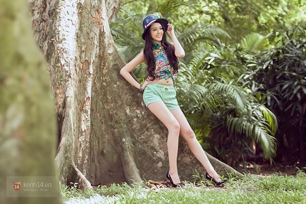 Lạc bước vào khu vườn nhiệt đới 5