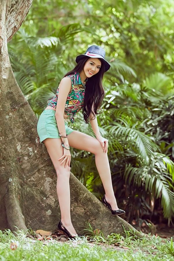 Lạc bước vào khu vườn nhiệt đới 6