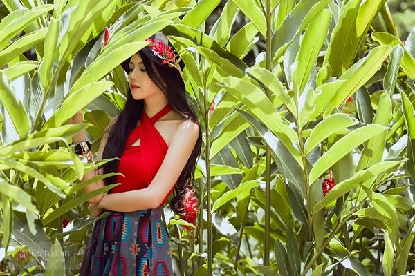 Lạc bước vào khu vườn nhiệt đới 11