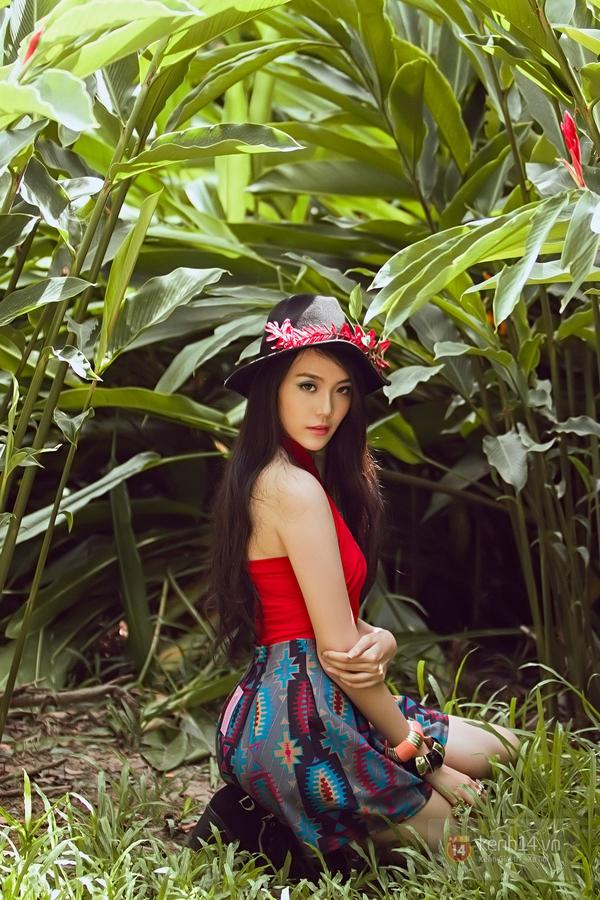 Lạc bước vào khu vườn nhiệt đới 12