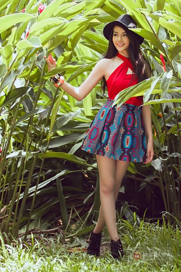 Lạc bước vào khu vườn nhiệt đới 13