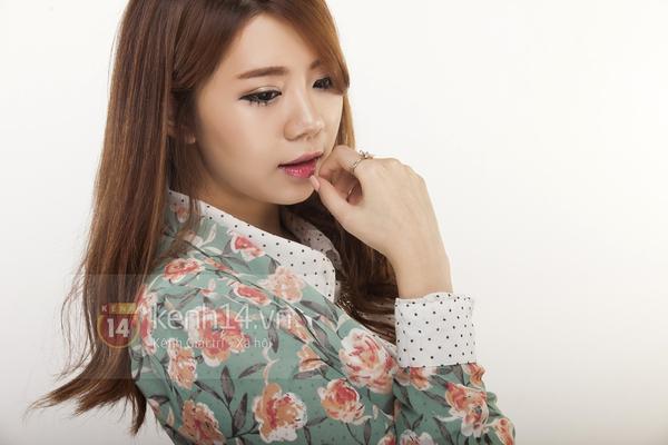 """Cùng Hạt Mít make up theo style """"chuẩn"""" Hàn Quốc 13"""