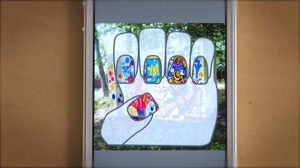"""NailSnaps: Ứng dụng tạo miếng dán móng tay """"vừa độc vừa đẹp"""" 3"""