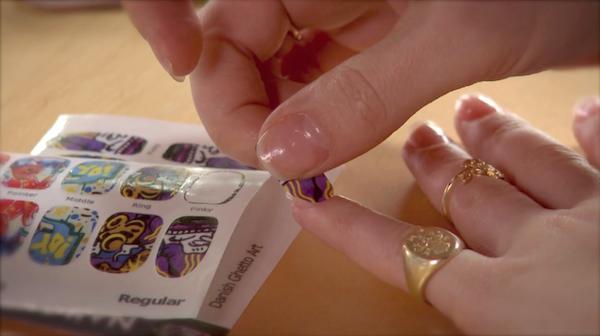 """NailSnaps: Ứng dụng tạo miếng dán móng tay """"vừa độc vừa đẹp"""" 5"""