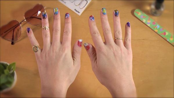 """NailSnaps: Ứng dụng tạo miếng dán móng tay """"vừa độc vừa đẹp"""" 6"""