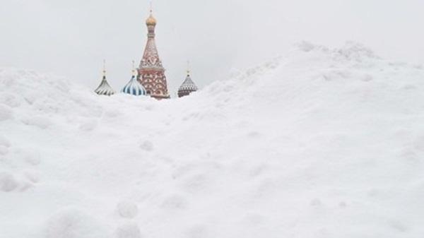 Những hình ảnh đáng sợ về giá lạnh bất thường tại Nga 25