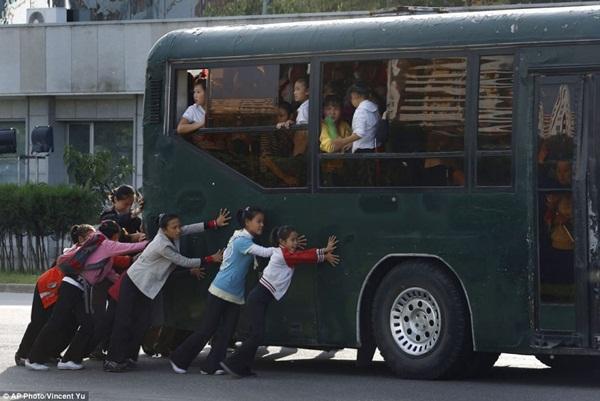 Những hình ảnh hiếm hoi về đất nước Triều Tiên 19