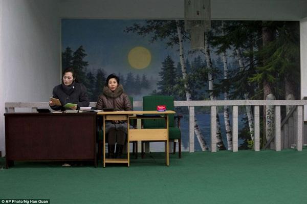 Những hình ảnh hiếm hoi về đất nước Triều Tiên 21