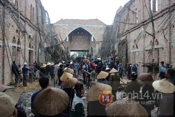 2 ngày, Thái Nguyên liên tiếp xảy ra hai vụ sập công trình xây dựng 2