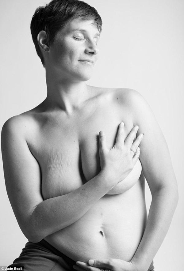 Hình ảnh chân thực về cơ thể của những người phụ nữ sau khi sinh 7