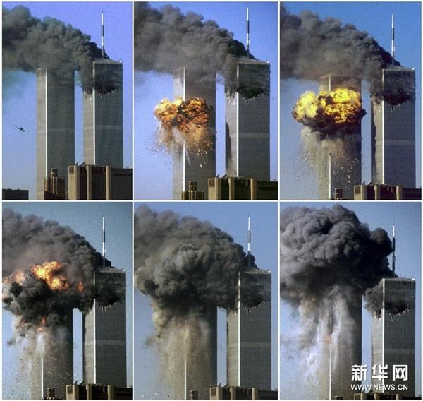 Ngày đen tối của lịch sử nước Mỹ cách đây 12 năm 1