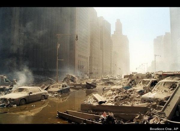 Ngày đen tối của lịch sử nước Mỹ cách đây 12 năm 16