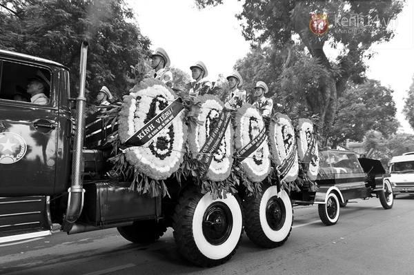 10 ngày tang lễ lịch sử của Đại tướng Võ Nguyên Giáp qua ảnh 24
