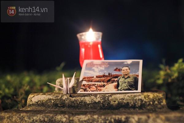 10 ngày tang lễ lịch sử của Đại tướng Võ Nguyên Giáp qua ảnh 20