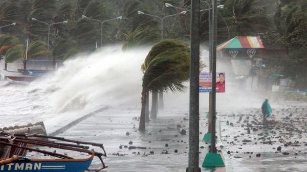 Nhìn lại những hình ảnh không thể nào quên trong siêu bão Haiyan 4