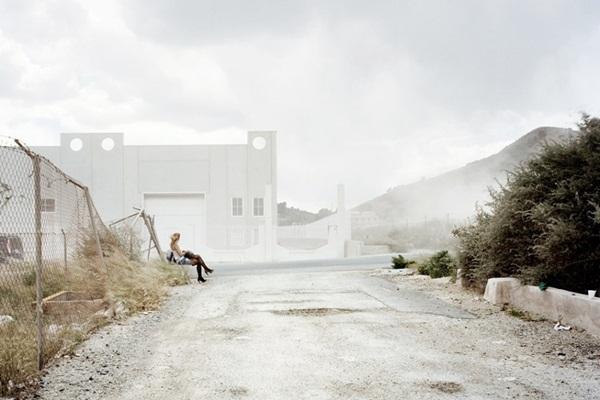 """Bộ ảnh chân thực về """"gái đứng đường"""" ở Tây Ban Nha 23"""