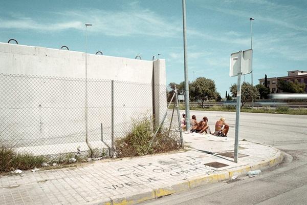 """Bộ ảnh chân thực về """"gái đứng đường"""" ở Tây Ban Nha 26"""