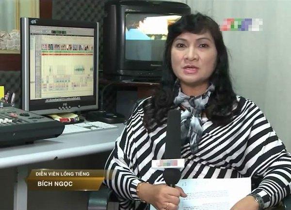 Clip phỏng vấn diễn viên lồng tiếng TVB gây sốt 5