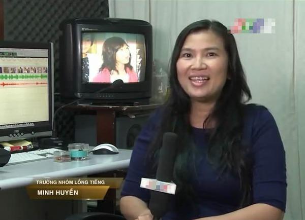 Clip phỏng vấn diễn viên lồng tiếng TVB gây sốt 1