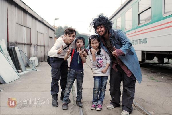 Phim ngắn về 1 gã điên và 2 đứa trẻ gây sốt 4