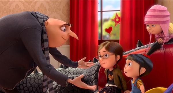 Những ông bố 3D kỳ quặc đáng yêu của màn ảnh rộng 2013 8