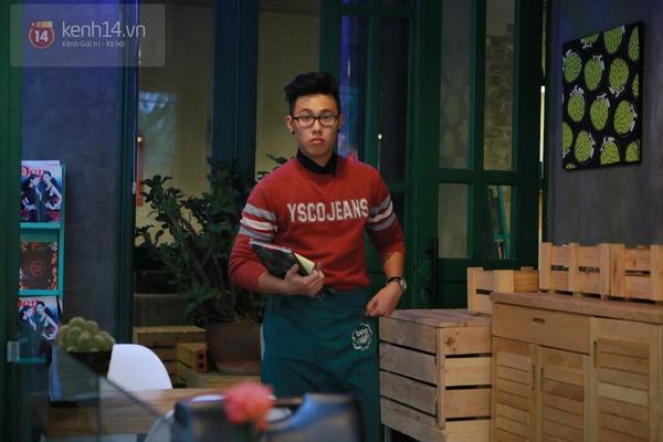 Ngó nghiêng những chàng phục vụ đẹp trai ở các quán cafe hot tại Hà Nội 7