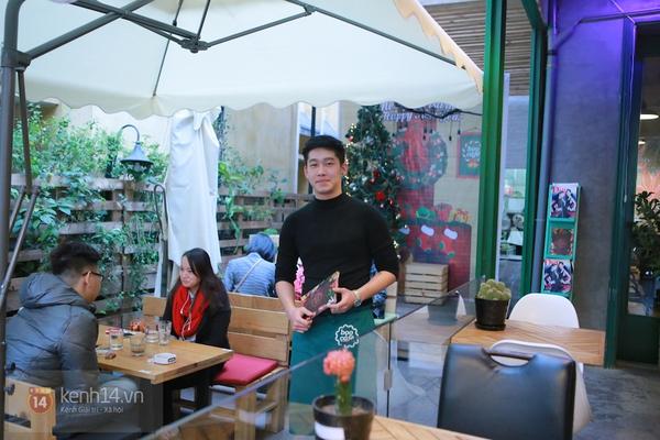 Ngó nghiêng những chàng phục vụ đẹp trai ở các quán cafe hot tại Hà Nội 6