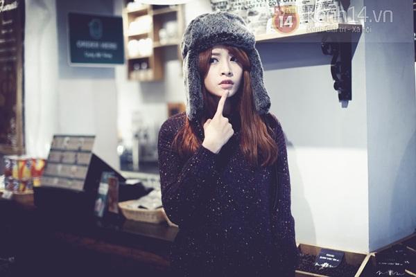 "Chi Pu - Hot girl siêu ""hot"" năm qua 4"