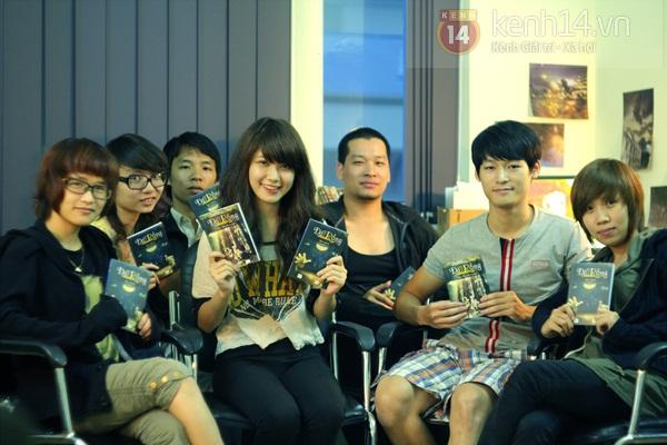 Bộ ảnh Chibi sao Việt và hot teen cực dễ thương gây sốt 5