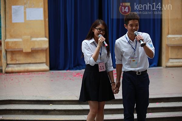 Sa Lim cực xinh làm giám khảo casting cho teen Phan Đình Phùng 5