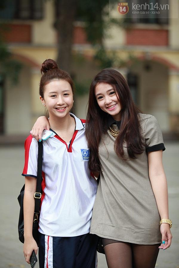 Sa Lim cực xinh làm giám khảo casting cho teen Phan Đình Phùng 2