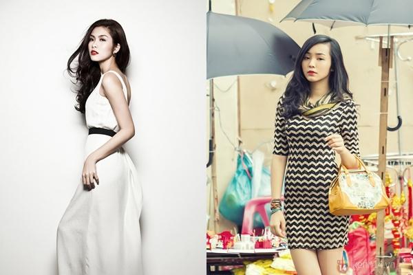 Hai hot girl Việt xinh đẹp cực giống Tăng Thanh Hà 7