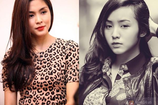 Hai hot girl Việt xinh đẹp cực giống Tăng Thanh Hà 8