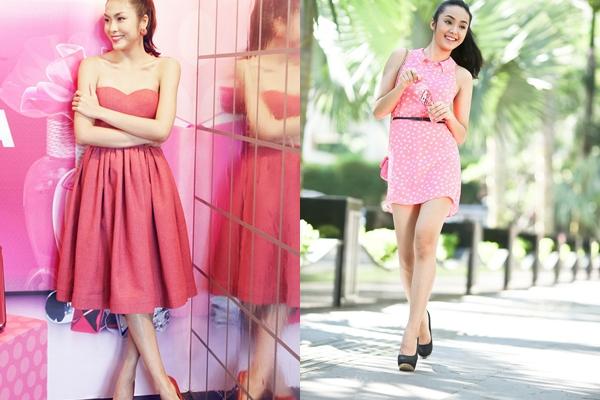 Hai hot girl Việt xinh đẹp cực giống Tăng Thanh Hà 11