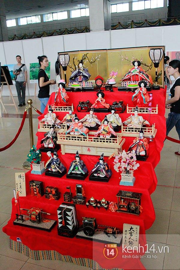 Giới trẻ Hà thành sôi động cùng lễ hội hoa anh đào 4