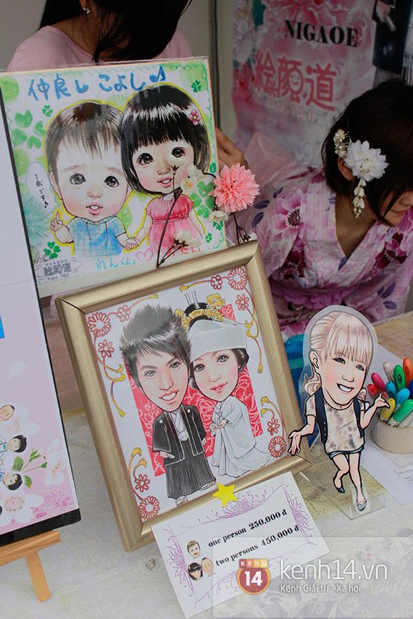 Giới trẻ Hà thành sôi động cùng lễ hội hoa anh đào 9