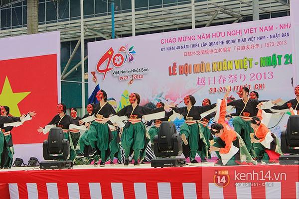 Giới trẻ Hà thành sôi động cùng lễ hội hoa anh đào 21
