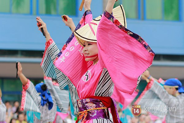 Giới trẻ Hà thành sôi động cùng lễ hội hoa anh đào 25