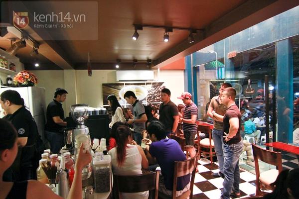 Rộ trào lưu cafe take-away của giới trẻ Việt 2