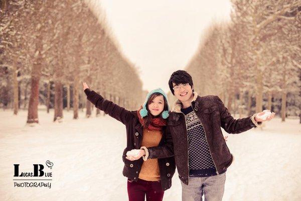 """Những cặp đôi """"chị-em"""" trong giới hot teen Việt 11"""