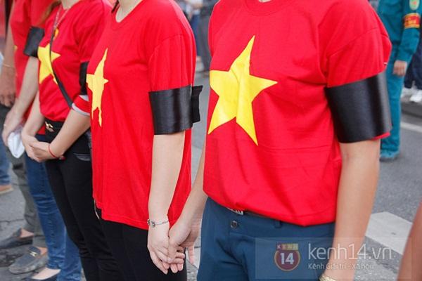 10 ngày tang lễ lịch sử của Đại tướng Võ Nguyên Giáp qua ảnh 34