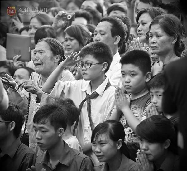 10 ngày tang lễ lịch sử của Đại tướng Võ Nguyên Giáp qua ảnh 27