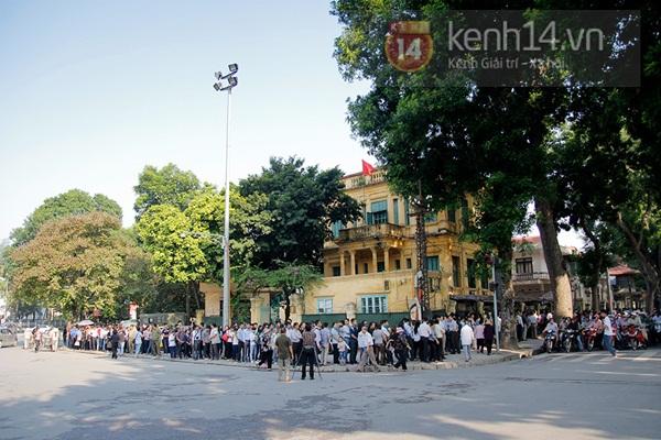 10 ngày tang lễ lịch sử của Đại tướng Võ Nguyên Giáp qua ảnh 5