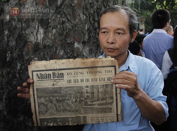 10 ngày tang lễ lịch sử của Đại tướng Võ Nguyên Giáp qua ảnh 9