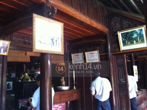Không khí tiếc thương tại nhà Đại tướng Võ Nguyên Giáp ở Quảng Bình 12
