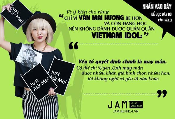 Văn Mai Hương lần đầu chính thức nói về chuyện tình cảm với Sơn Tùng M-TP 14