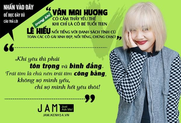 Văn Mai Hương lần đầu chính thức nói về chuyện tình cảm với Sơn Tùng M-TP 8