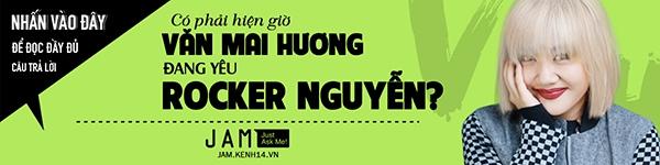 Văn Mai Hương lần đầu chính thức nói về chuyện tình cảm với Sơn Tùng M-TP 5