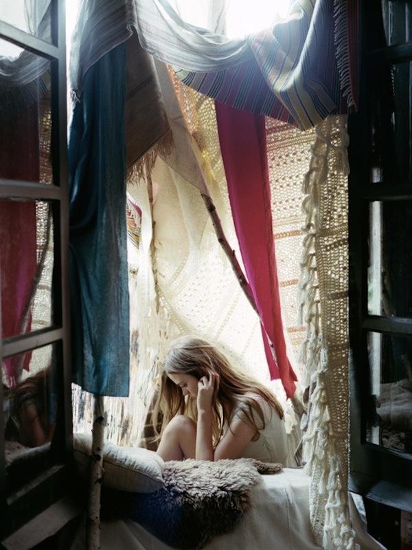 """Ý tưởng cho những """"nơi trú ẩn"""" đáng mơ ước 5"""